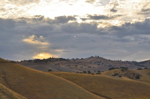 Del Valle sunrise